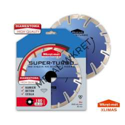 TDST Tarcza diamentowa segmentowa SUPER TURBO