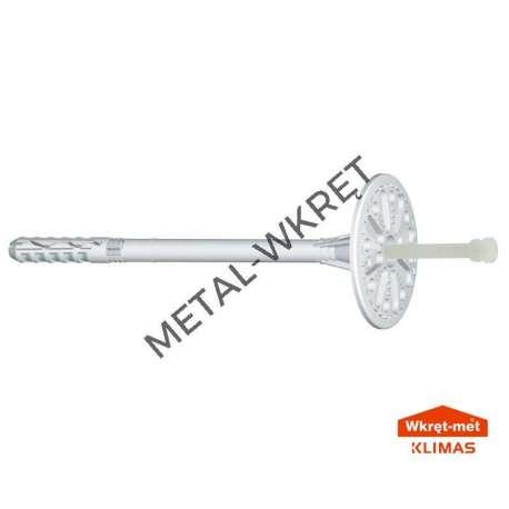 LTX 10x120 Kołki do styropianu tworzywe, krótka strefa rozporu-200szt.