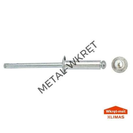 NASS Nity aluminiowo stalowe