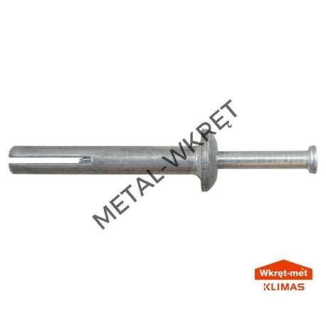 SMM 06x40 Kotwa metalowa wbijana / 100szt.