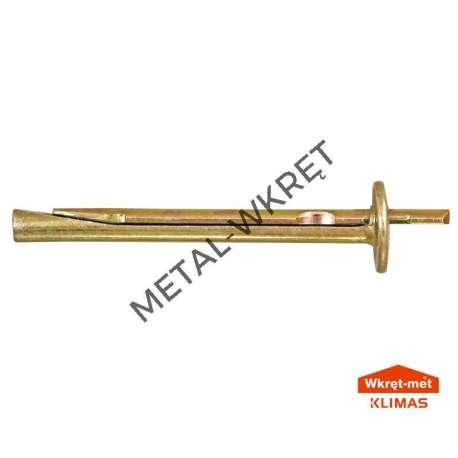 KRW 06x35 Kotwa metalowa wbijana, rozprężna / 100szt.