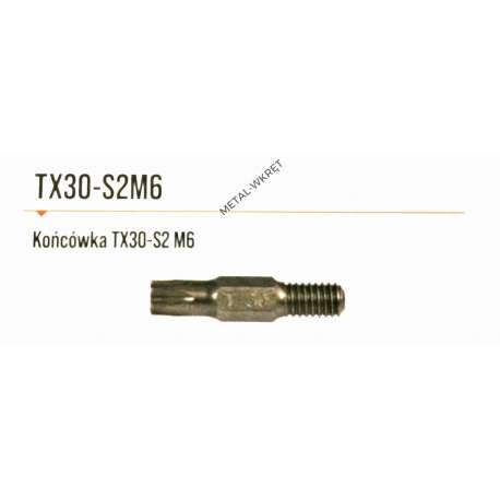 końcówka  TX30M6