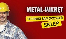 logo metal wkręt METAL WKRĘT wkręty, kołki, wkręt-met klimas
